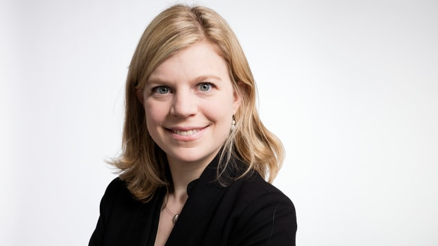 Nationalrätin Nadine Masshardt