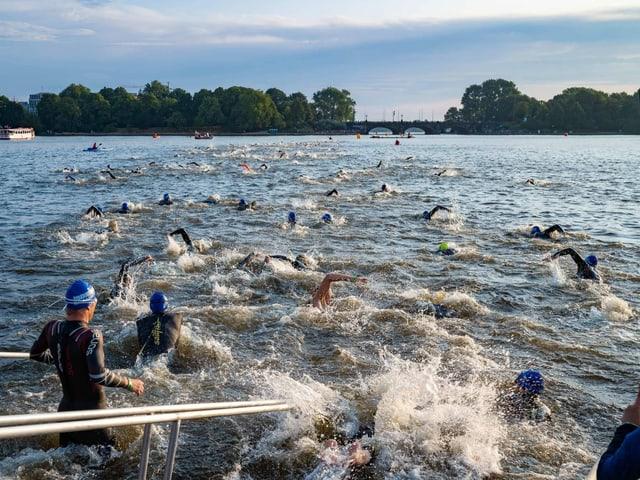 In Hamburg finden Anfang September die ersten Wettkämpfe seit der Corona-Pause statt.