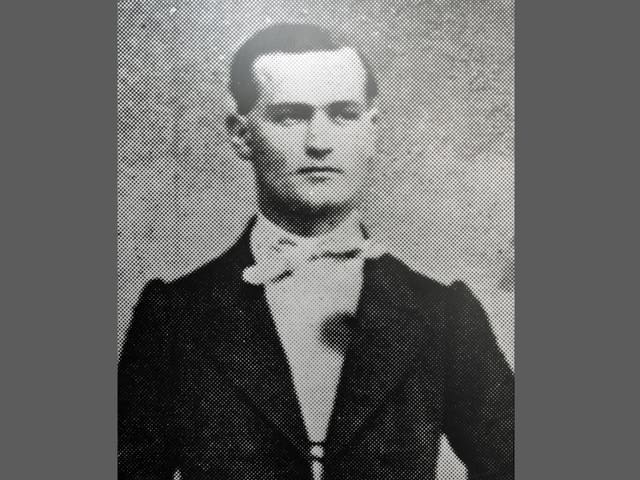 Porträt von Joseph-Samuel Farinet