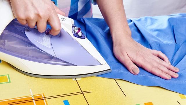 Hemden bügeln – ein Leitfaden