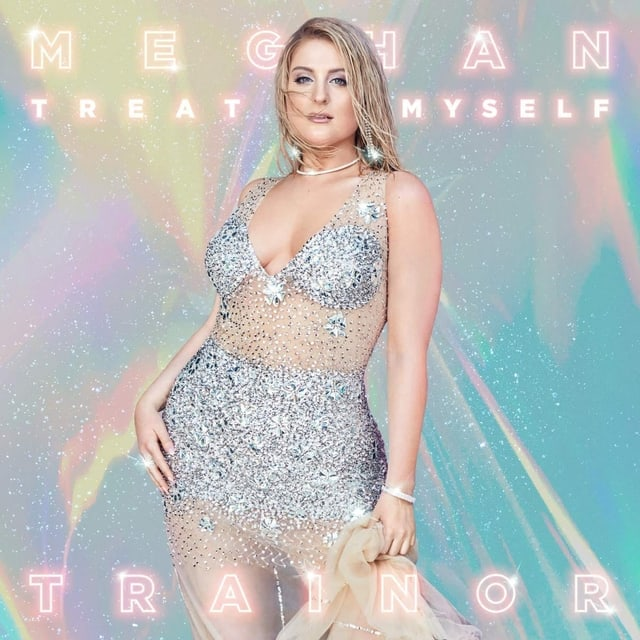 Cover da l'album Treat Myself da Meghan Trainor