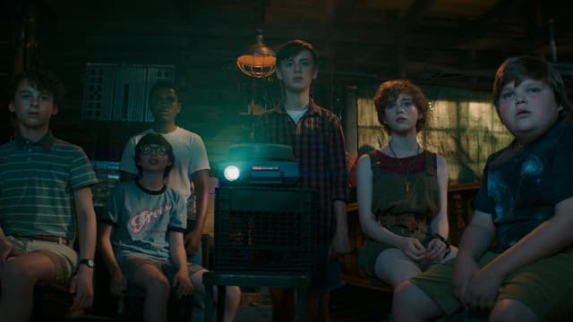 Der «Losers Club» in «It».