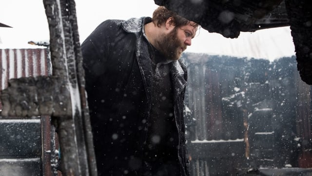Die isländische Serie «Trapped - Ófærð»