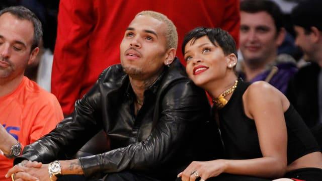 Rihanna und Chris Brown sind wieder zusammen.