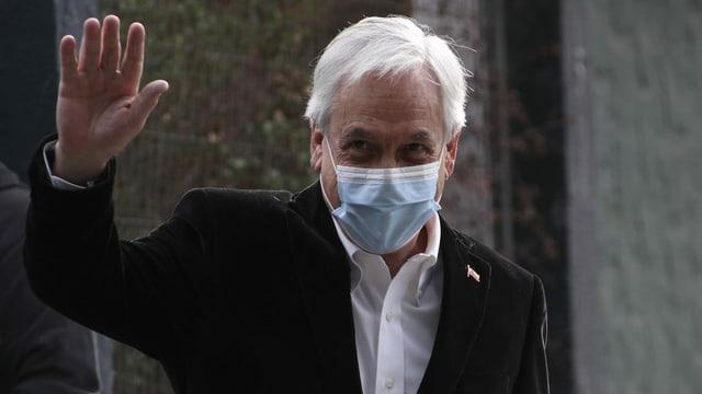 Der chilenische Präsident Sebastián Piñera.