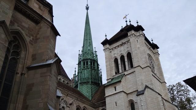 Video «Evang.-ref. Weihnachtsgottesdienst aus der Genfer Kathedrale» abspielen