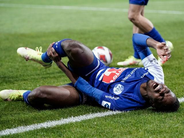 Ibrahima Ndiaye.