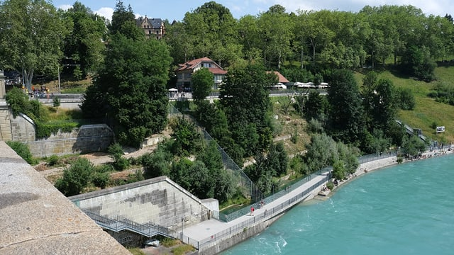 Bärenpark Bern.