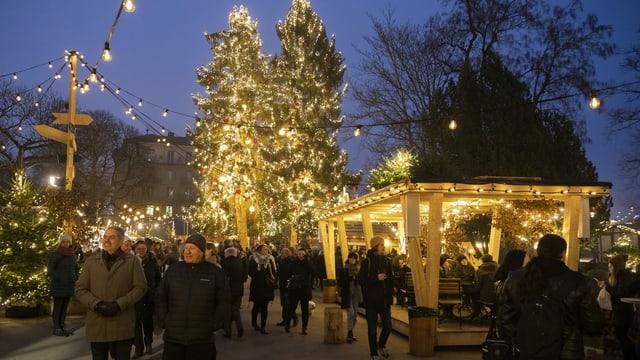 «Sternenmarkt» in Bern