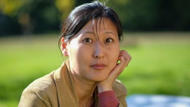 Ein Porträt von Anna Kim
