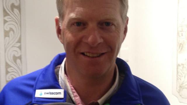 Walter Hlebayna wird neuer Cheftrainer der Männer.