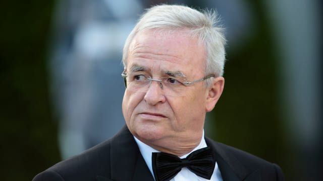 Der frühere Volkswagen-Chef Martin Winterkorn