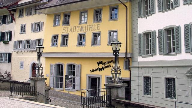 Die Stadtmühle Willisau ist seit 2002 ein regionales Kulturzentrum