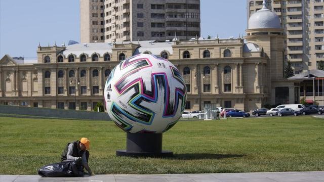 A Baku n'interessa la Euro2020 betg fitg