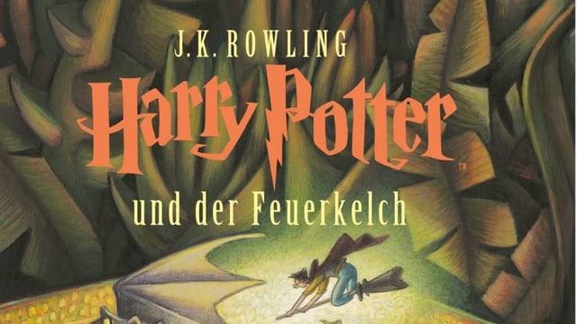Buch-Cover von Harry Potter und der Feuerkelch