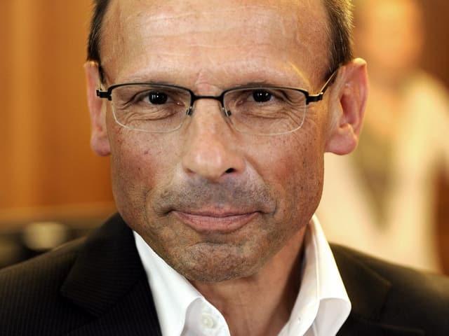 Ernst Landolt, SVP-Regierungsrat in Schaffhausen