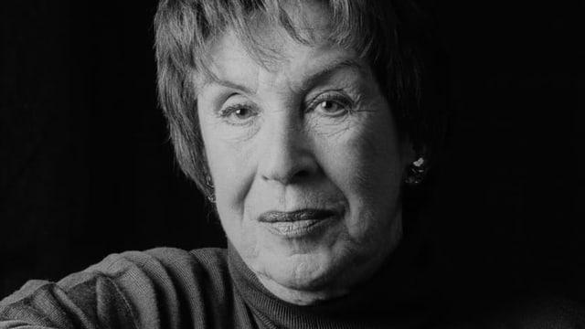 Porträt von Maria Becker