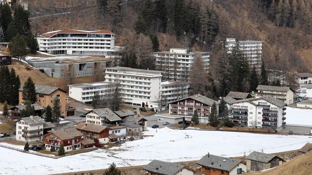 Cumplex dil hotel 7132 a Val sogn Pieder