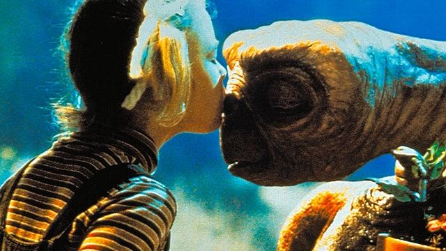«E.T. – Der Ausserirdische» von Regisseur Steven Spielberg erschien 1982 und zählt zu den erfolgreichsten Spielfilmen aller Zeiten.