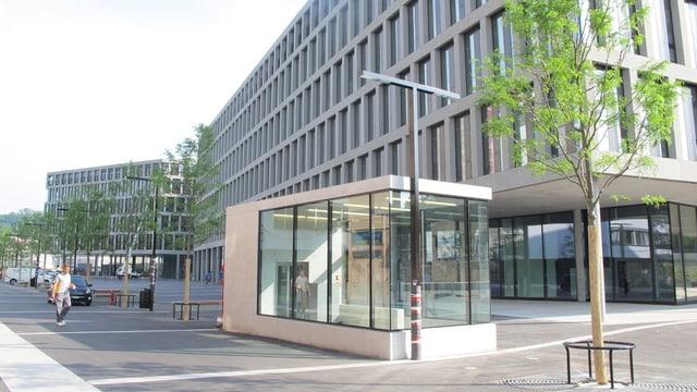 Neuer Campus der Fachhochschule in Brugg-Windisch