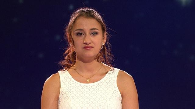 Video «Frisch am Start: Chiara Gisin aus Gelterkinden» abspielen