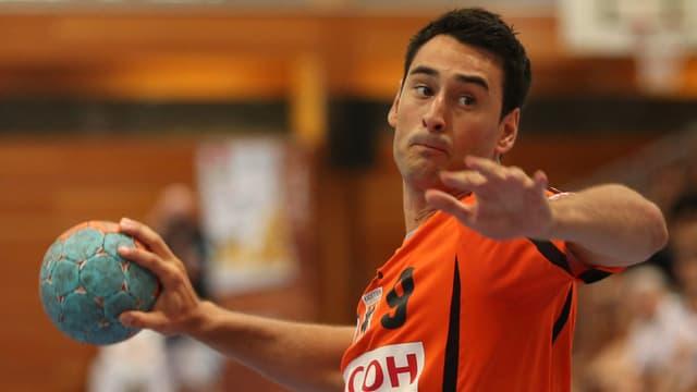 Andrija Pendic und die Kadetten wollen zurück auf den Meisterthron.