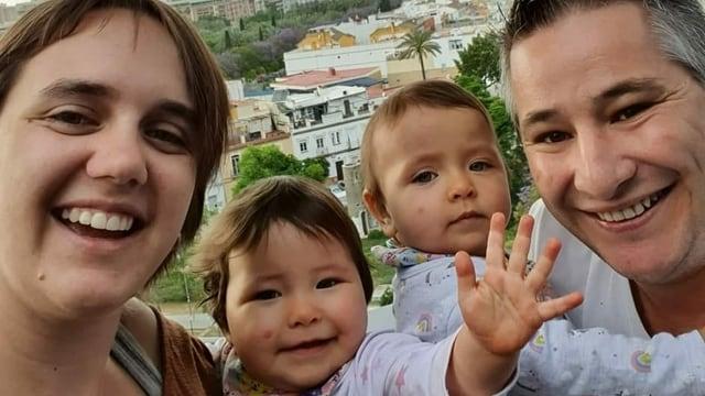 La famiglia sursilvana Candrian-Casanova a Sevilla