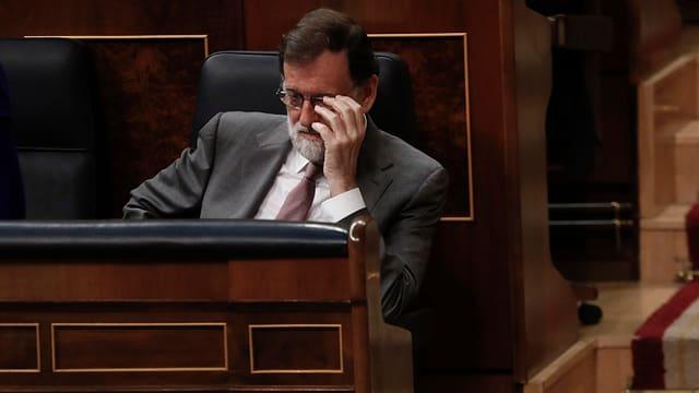 Spaniens Ministerpräsident Mariano Rajoy