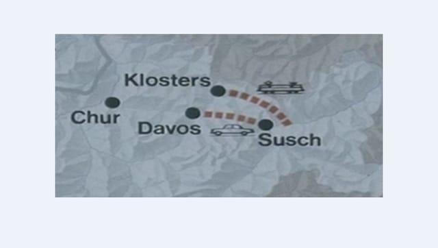 In nov tunnel da viafier Partenz - Engiadina?