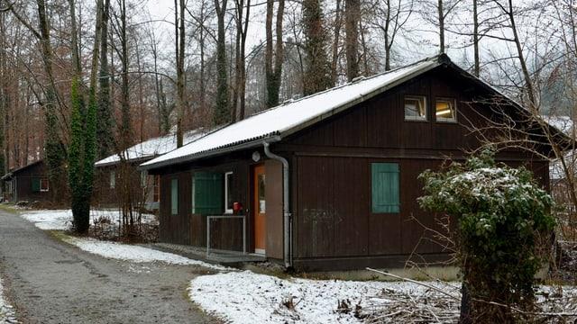 Militärunterkünft Kleine Schliere in Alpnach