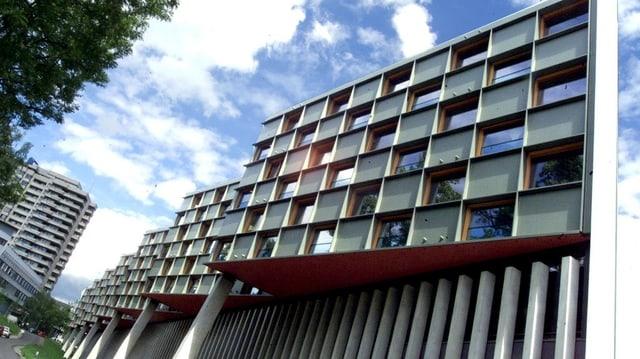 Bild der Fassade.