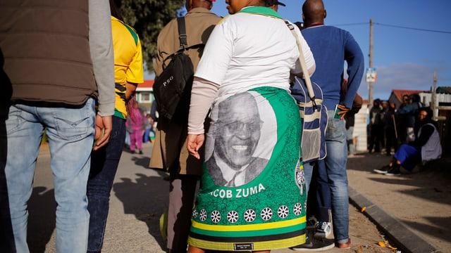Kommunalwahlen in Südafrika.