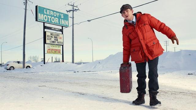 Film Serien Fargo Eine Filmreife Serie Sorgt Zuhause