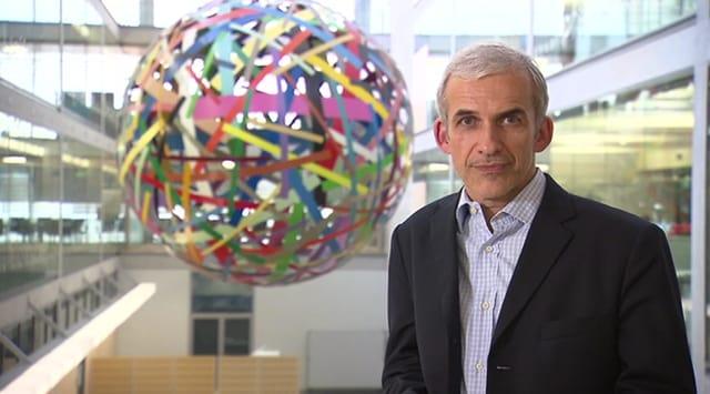 Analyst und Mediziner Michael Nawrath
