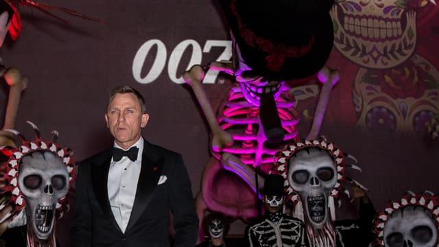 L'actur da film Daniel Craig