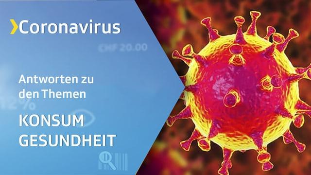 Die wichtigsten Informationen zum Coronavirus: