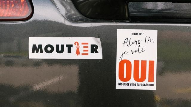 Midar u restar - quai è la gronda dumonda a Moutier.