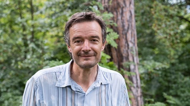 Portrait Andreas Weber