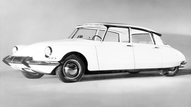 Eine Ikone wagt den Aufbruch: Citroën DS.