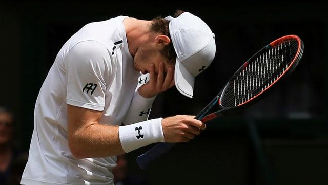Die Nummer 1 Andy Murray.