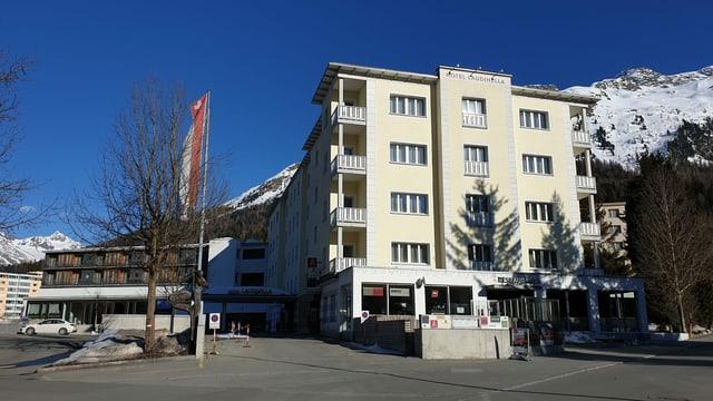 Hotel Laudinella.