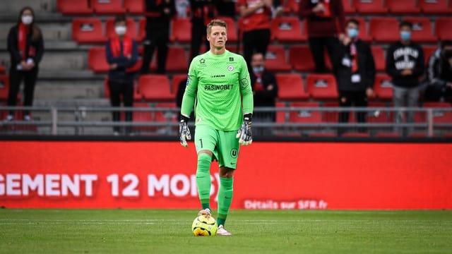 Jonas Montpellier im Einsatz für Montpellier