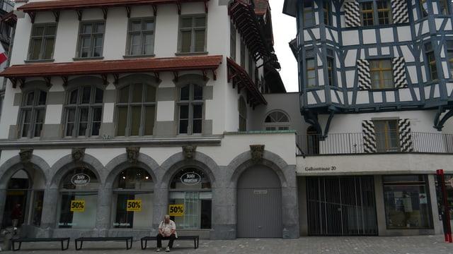 Haus im Stiftsbezirk