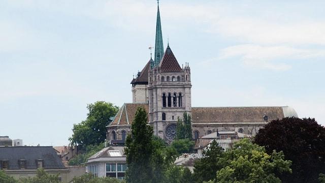 Video «Evang.-ref. Gottesdienst zum Reformationssonntag aus Genf» abspielen