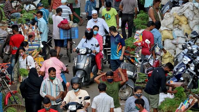 Mumbay, Menschen
