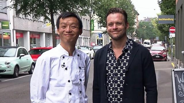 Video «Stadt Zürich – Tag 5 – Restaurant Wesley's Kitchen, Zürich (WH)» abspielen