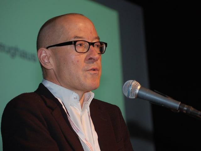 David Bosshart vom Gottlieb-Duttweiler-Institut.