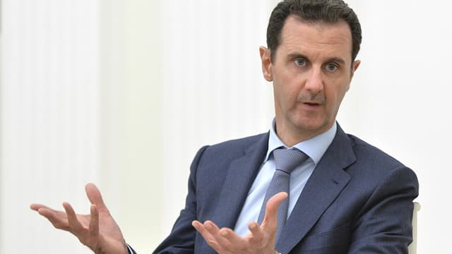 Il president da la Siria, Bashar al-Assad.