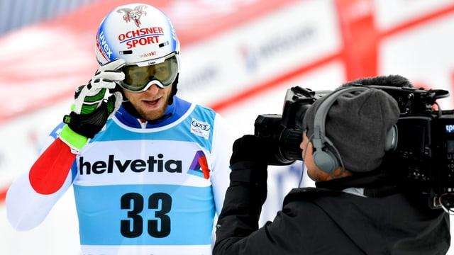Der Slalom-Spezialist tritt zurück.