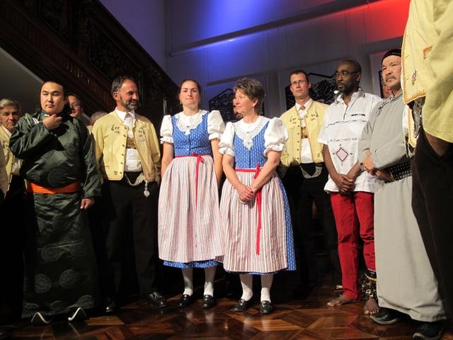Impressionen vom Klangfestival Naturstimmen
